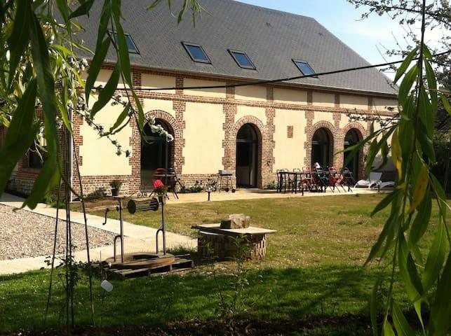 Gîte La Bottinière - Grigneuseville - Casa