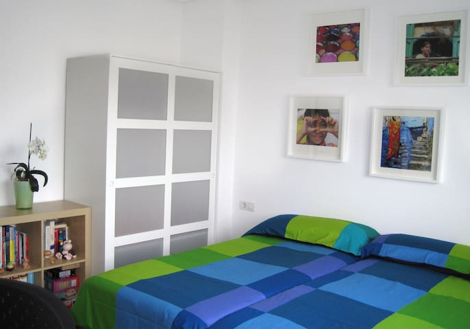 Private room near BEC - Barakaldo - Appartement