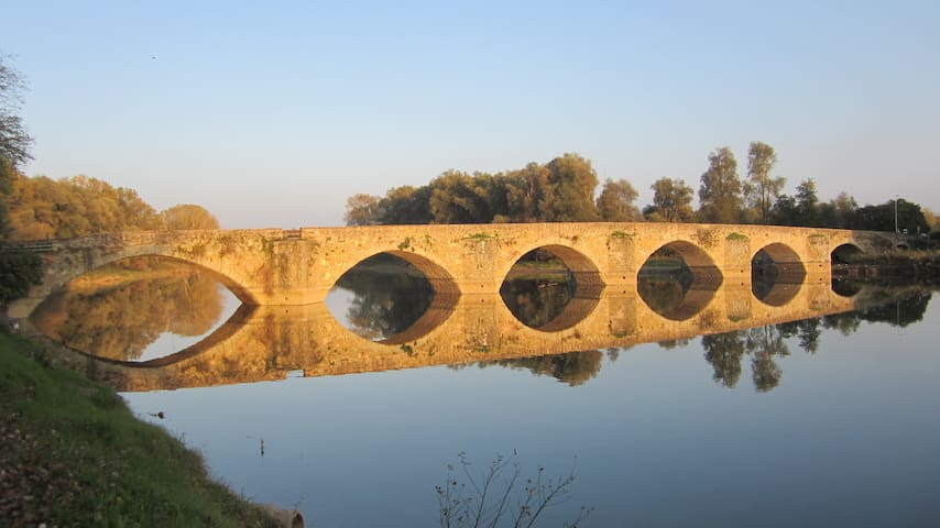 Apartment in ancient Tuscan village - Ponte Buriano-cincelli - Apartemen