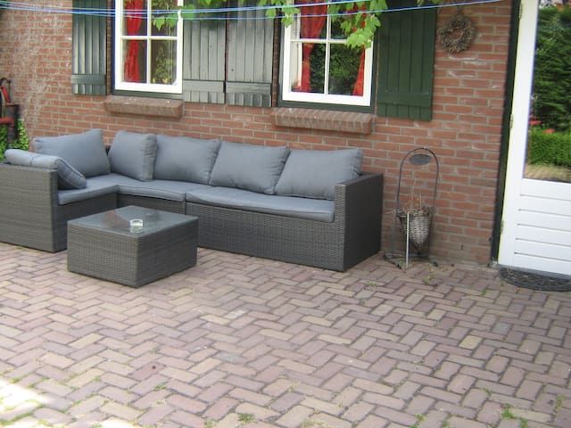Huisje Appeltje  - Heukelum - Haus