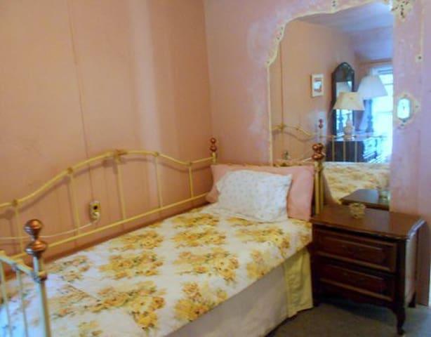 Old Fashioned Farmhouse SHADY ROOM - Hurleyville - Casa