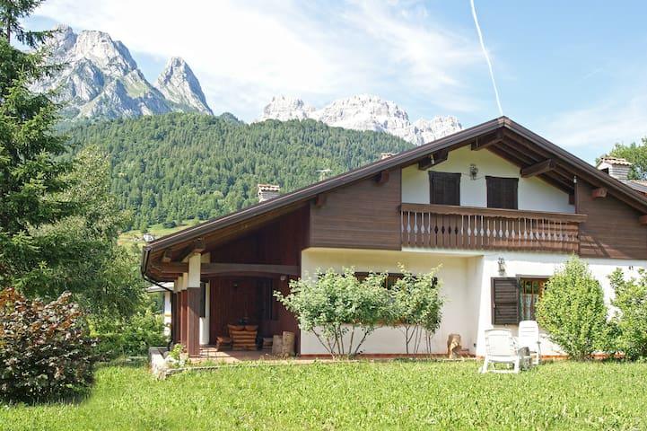 BEAUTIFUL HOUSE DOLOMITI MOUNTAIN - Agordo - Villa