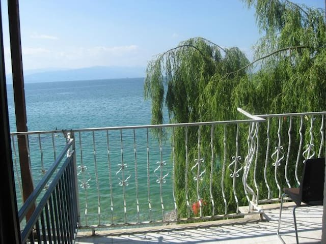 St.Tropez, Trpejca beach apt 2+1 - Trpejca - Appartement