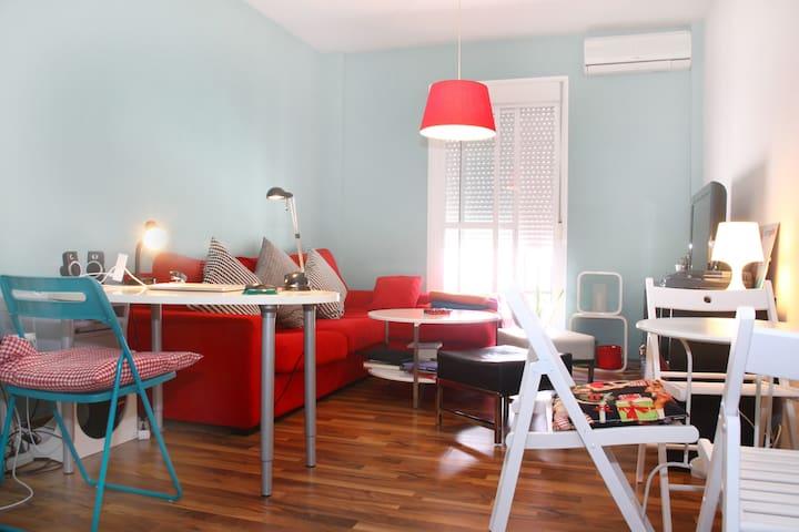 Private room nice house wifi  - Montilla - Ev
