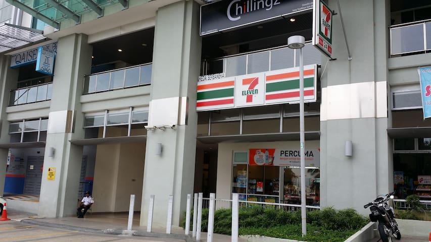 Convenience at Your Doorstep - Petaling Jaya - Daire
