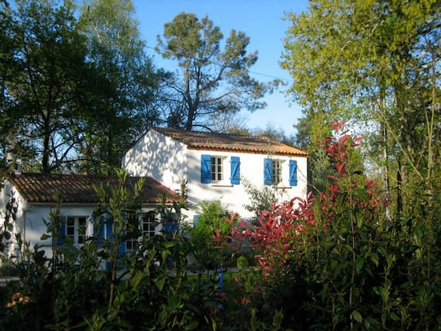 Family Vacation, awesome beaches - Saint Vincent Sur Graon - Huis