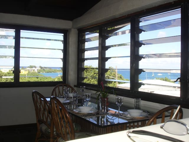 Beautiful harbor view! - Christiansted
