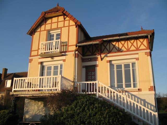 Belle villa exposée sud + jardin - Montoire-sur-le-Loir - Ev