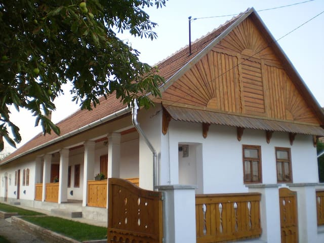 Intimate country house - Borsodivánka - Daire