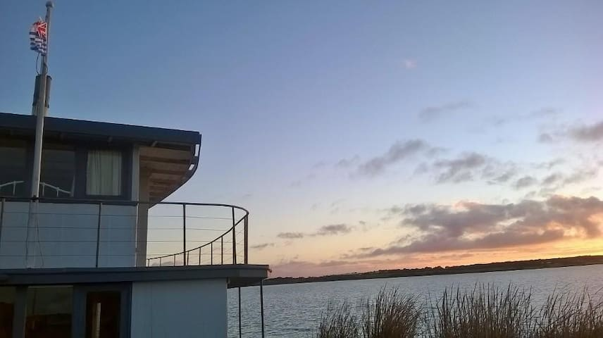 Paddle Steamer PS Federal Retreat - Goolwa South