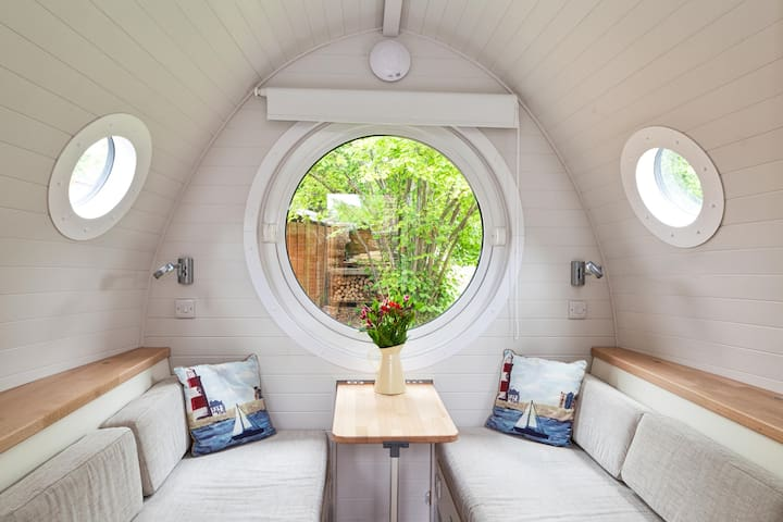 Cosy Self-Contained Garden Annexe - Winchester - Zomerhuis/Cottage