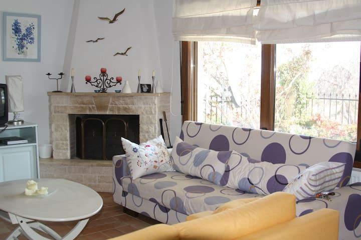House on mountain Olympus Greece - Litochoro - Talo