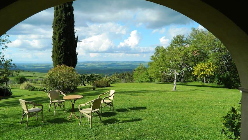 Casale in Val d'Orcia Casa Claudia - Campiglia d'Orcia - Ev