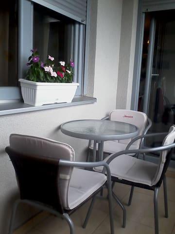 Cozy bedroom - Varaždin - Appartement