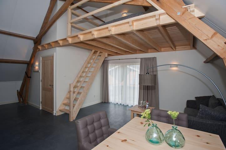 appartement op de boerderij - Notter, Netherlands - Appartement