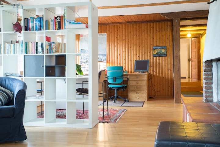 Hirundo Apartment, 150 m2, 6 guests - Rekingen