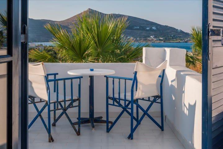 Dreams apartment with Sea View  - Paros - Apartamento