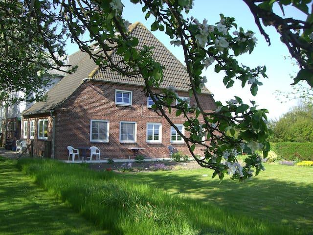 Ehemaliger Bauernhof am Deich - Osterhever - Hus