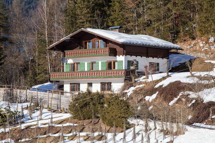 Ferienwohnung im Salzburger Land - Radstadt - Casa
