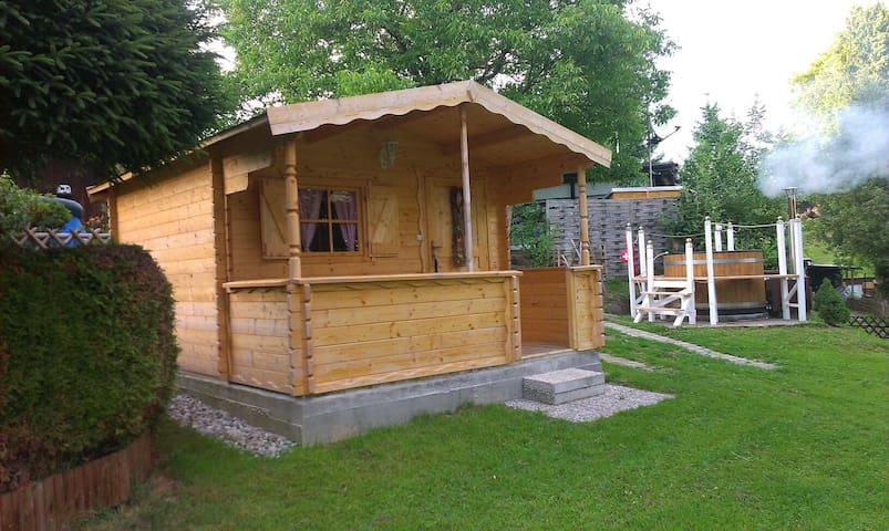 Pilger-Hüttli   (Blockhaus) - Schönengrund - 小木屋