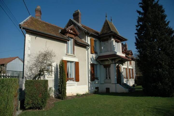 Gîte de campagne - Fère-en-Tardenois - Casa