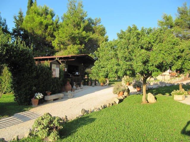 Agriturismo Sole del Mediterraneo camera pozzello - Otranto - Apartotel