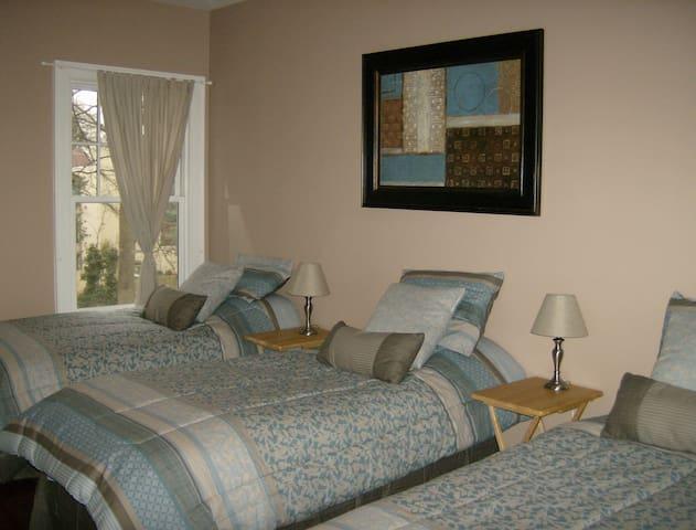Blue Peacock Room - Atlanta - Bed & Breakfast
