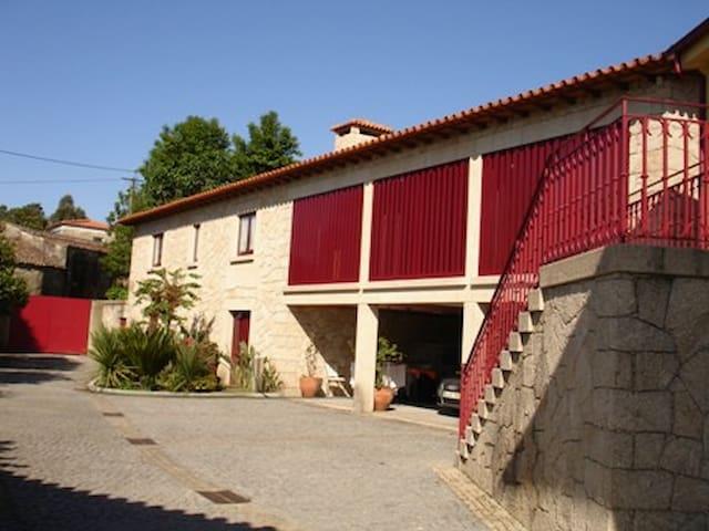 Casa do Tinoco - Gerês (Prozelo - Amares) - Amares Municipality
