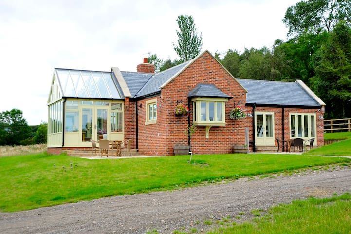 Luxury holiday cottage in Co.Durham - Beamish - Huis