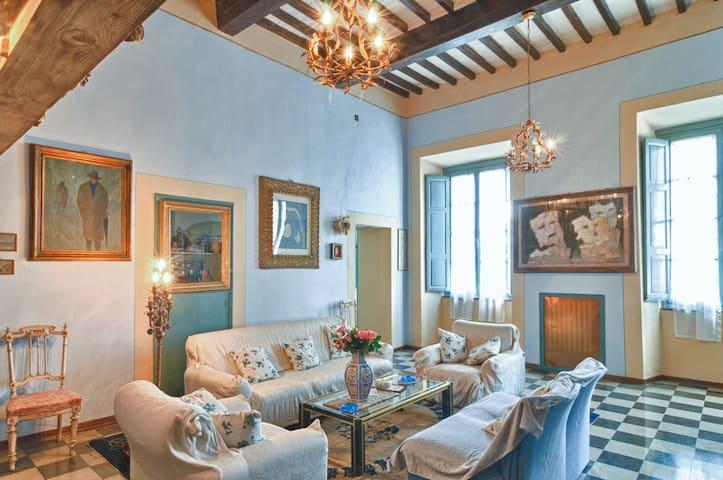 You'r holiday villa in Tuscany! - Arezzo - Vila