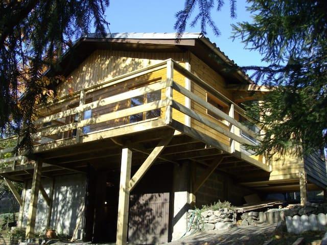 Pyrénées, chalet dans les arbres  - Rodome - Chalet