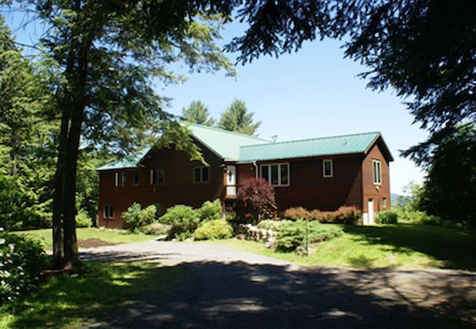 DaCy Meadow Farm: Heritage Room - Westport - Bed & Breakfast