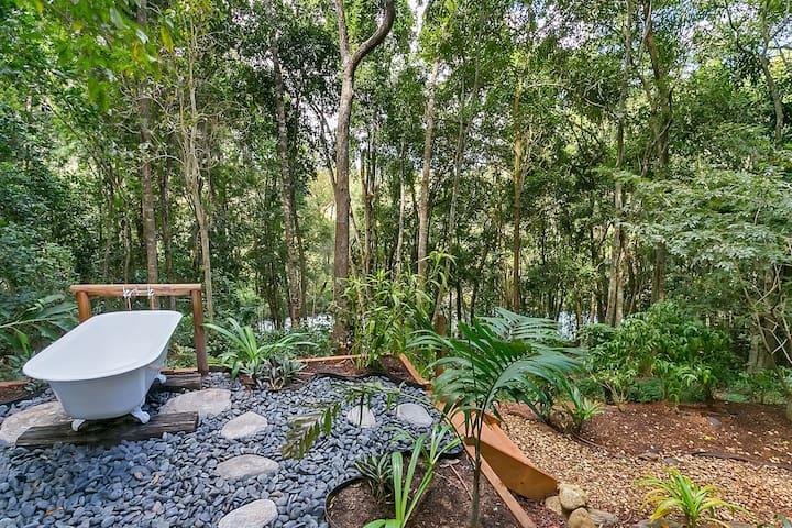 Wanggulay Too Treetops Cairns City - Kamerunga - Casa