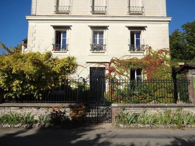 GITES DE CHARME AU COEUR DE GIVERNY - Giverny - Leilighet