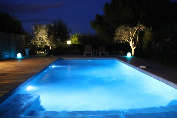 Villa avec piscine privée   - Biot - Casa