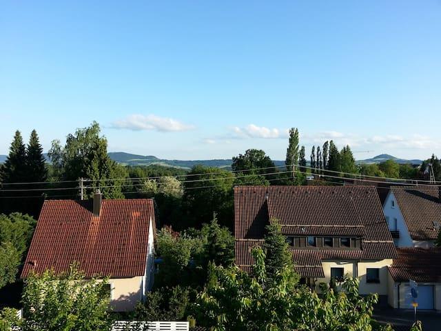 Ferienwohnung Himmel - ANdiKE - Schwäbisch Gmünd - House