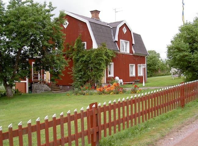 Bo på Landet i Lönneberga - Åkarp 12 Lönneberga - Huis