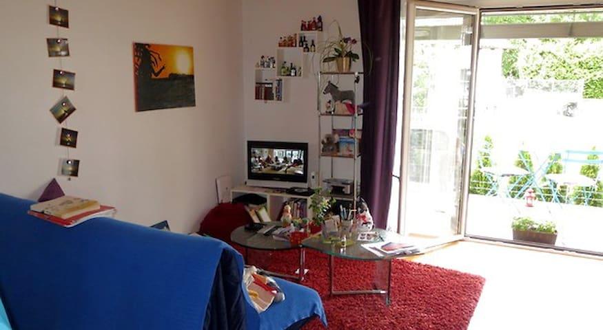 2 room Maisonett Appartment - Amriswil - Daire