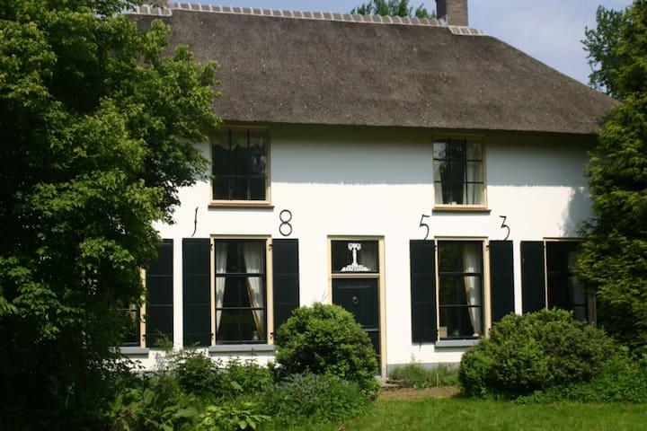 The 'Garden of Holland' (Betuwe) - Ommeren - Bed & Breakfast