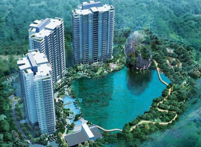 The Haven Lakeside Residences, Ipoh - Ipoh - Appartement