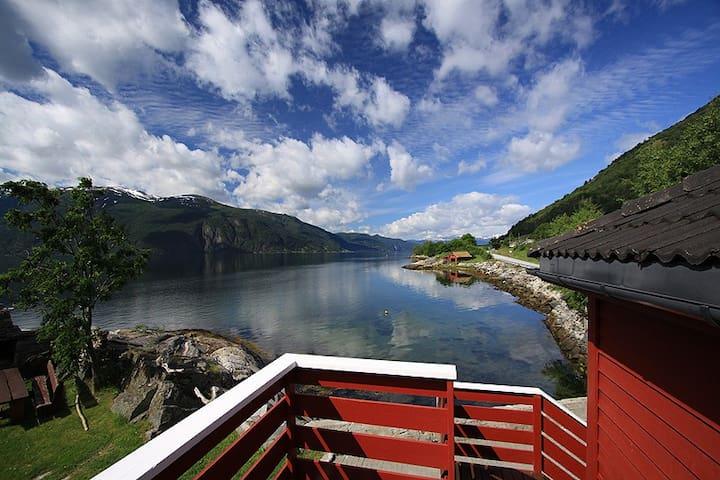 Lunden Ferie - Fjordidyllen 1 - Slinde