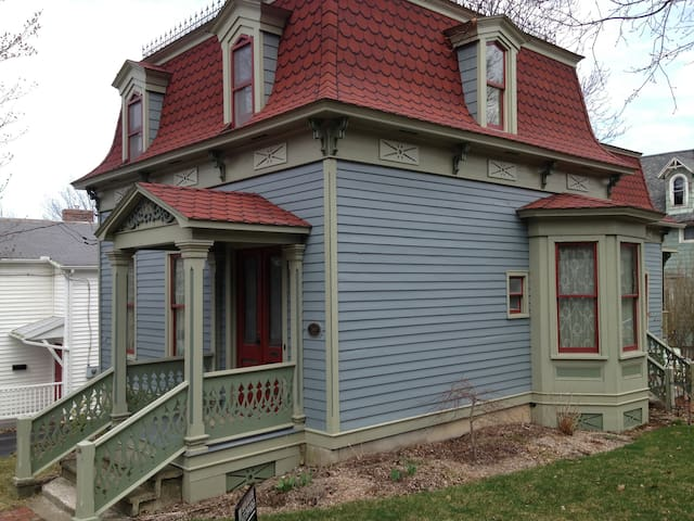 Historic home in downtown - Corning