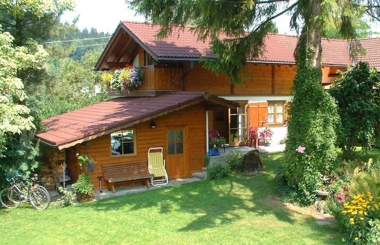 Apartement**** in the Mountains - Immenstadt - Leilighet
