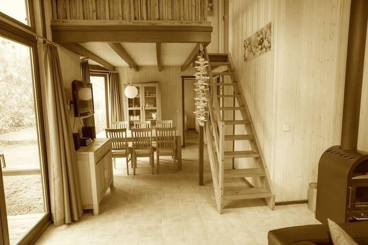 Haus mit Sauna am See - Mirow - Ev