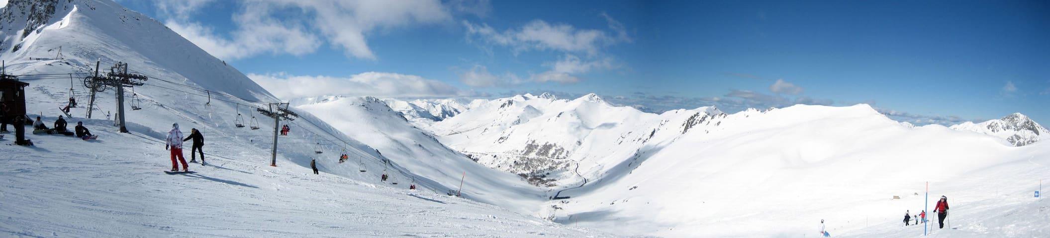 5 beds near ski resort - Cerulleda - Appartement