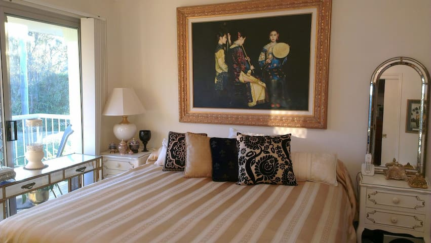 Luxurious air con room with ensuite - Newmarket - Bed & Breakfast