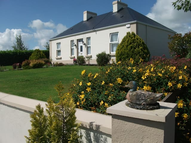 Mae's B & B (Cloonkeen House) - Glenamaddy - Bed & Breakfast
