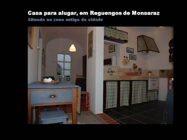 Casa Centro Histórico de Reguengos - Reguengos de Monsaraz - Lägenhet