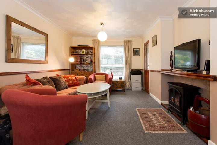 Single room with view over harbour. - Falmouth - Hus