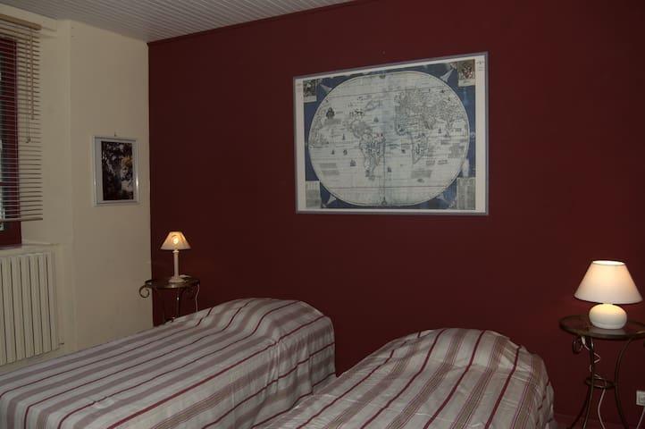 Chambre d'hôtes en Haute Savoie - Seyssel - Usinens